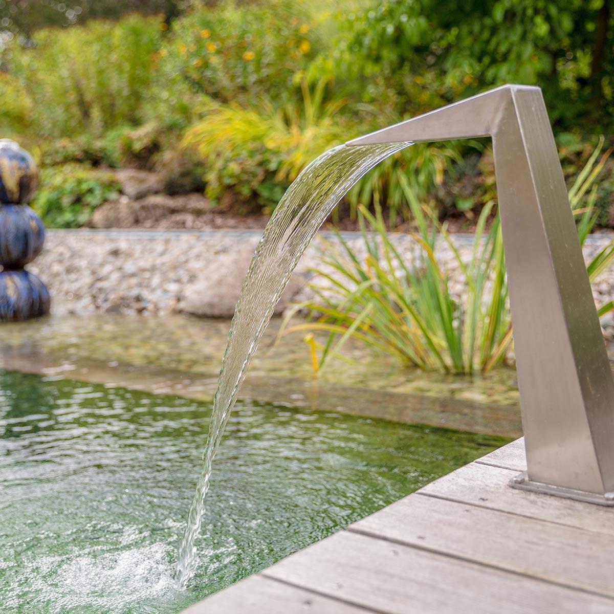 Wasserspiele für den Garten von Braunschweig bis Wolfsburg